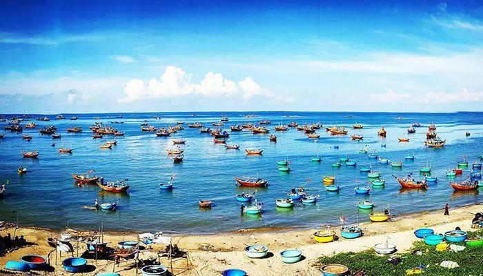 Làng chài Mũi Né, điểm du lịch Phan Thiết