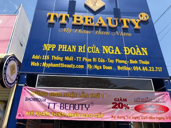 TT Beauty Phan Rí Cửa Nga Đoàn