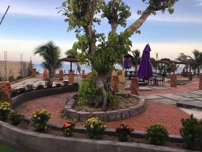 View biển ở Ciao Ocean