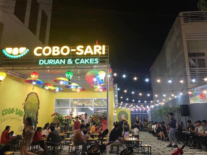 Quán Cobo - Sari