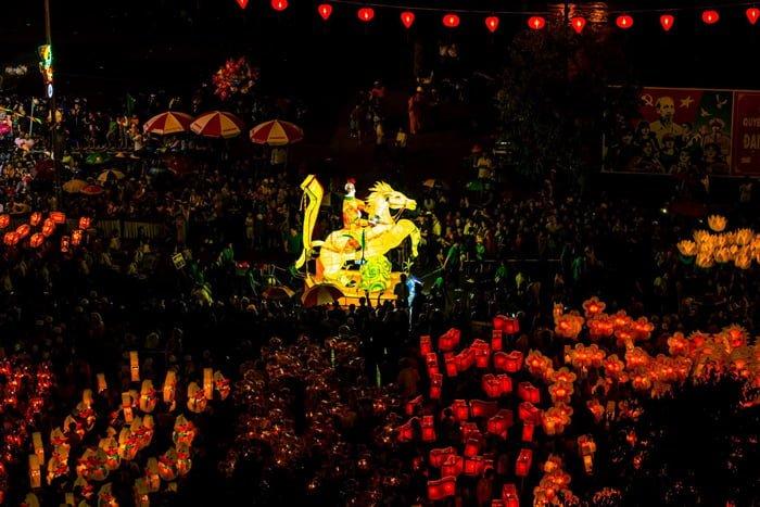 Lễ hội trung thu ở Phan Thiết