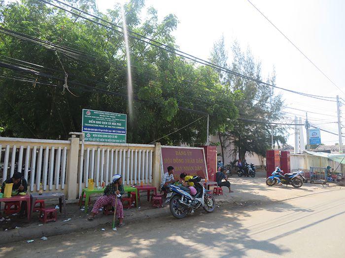 Thị trấn Phan Rí Cửa mới