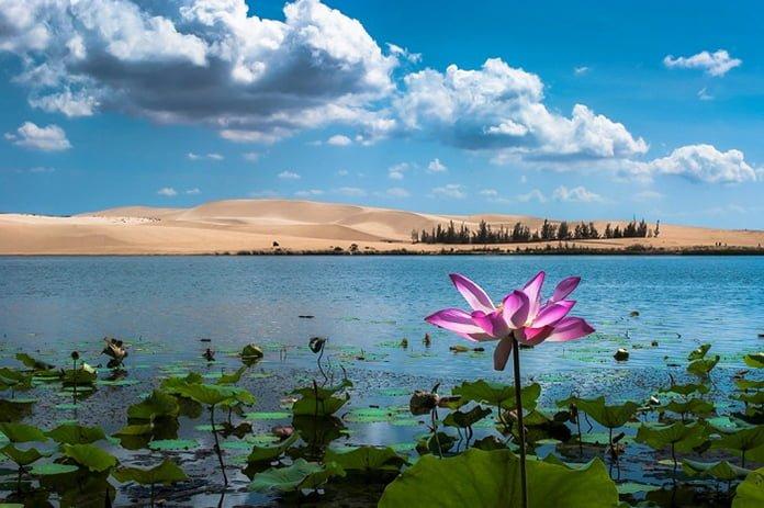 du lịch nổi tiếng ở Bình Thuận