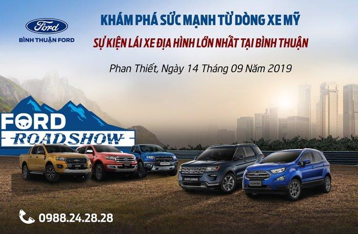 sự kiện lái xe địa hình lớn nhất tại Bình Thuận