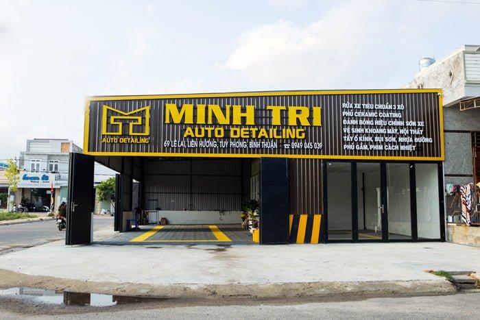 Minh Trí Auto Detailing