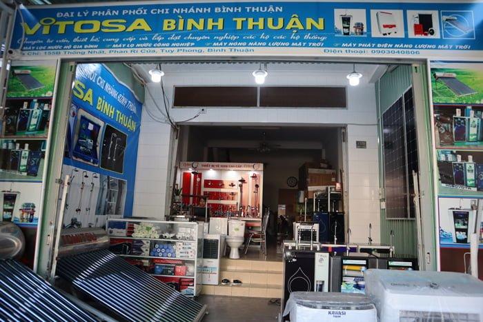 Các sản phẩm Vitosa Bình Thuận