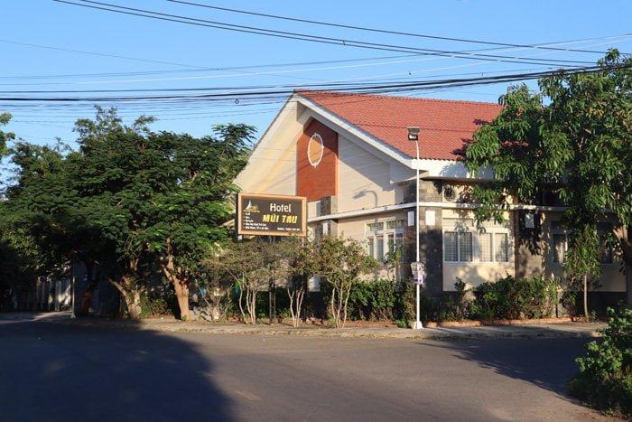 Khách sạn Mũi Tàu