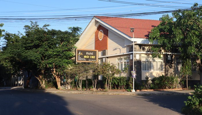 Khách sạn Phan Rí Cửa