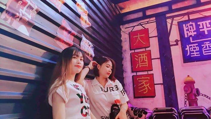 Phố Bia Hongkong Hoàng Diệu