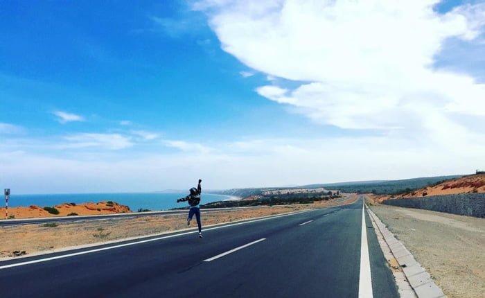 Đường Hòa Thắng - Phan Rí