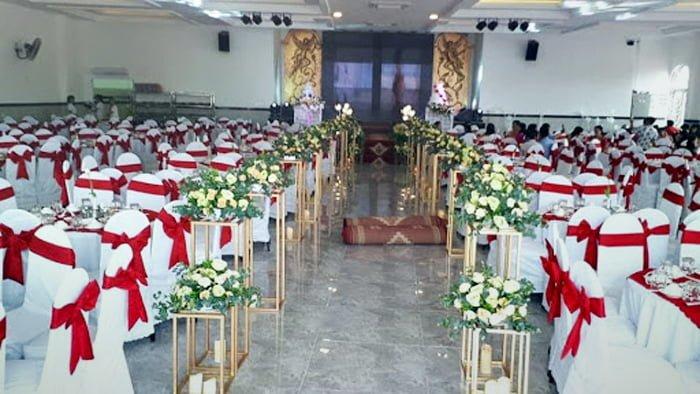 sảnh tiệc cưới Thành Danh