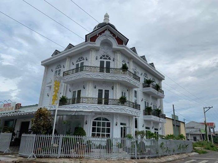 Khách sạn gần nhà hàng Thành Danh
