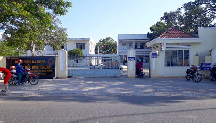 Bệnh viện Đa khoa Bắc Bình Thuận