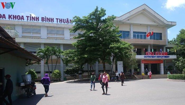 Tình hình CoVid19 Bình Thuận