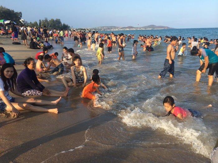 bãi tắm an toàn tại Phan Thiết