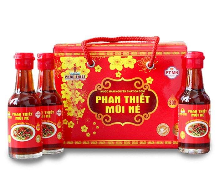 Nước mắm Phan Thiết, đặc sản tự hào của Bình Thuận