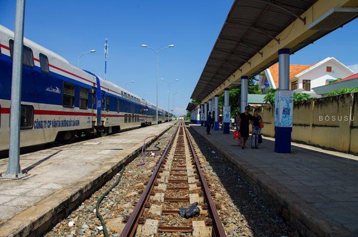 Du lịch Phan Thiết bằng tàu hỏa Bình Thuận