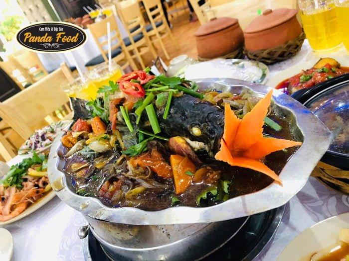 Cơm niêu Panda Food ở Phan Thiết