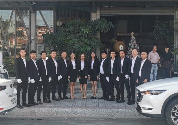 Nhân viên Mazda Phan Thiết