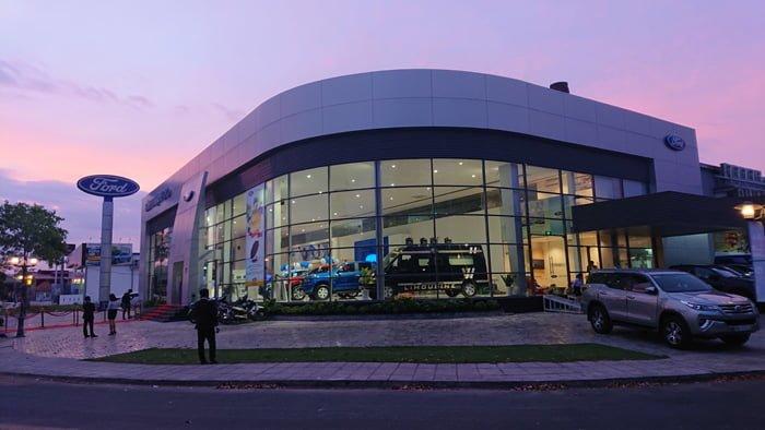 Đại lý Ford Bình Thuận