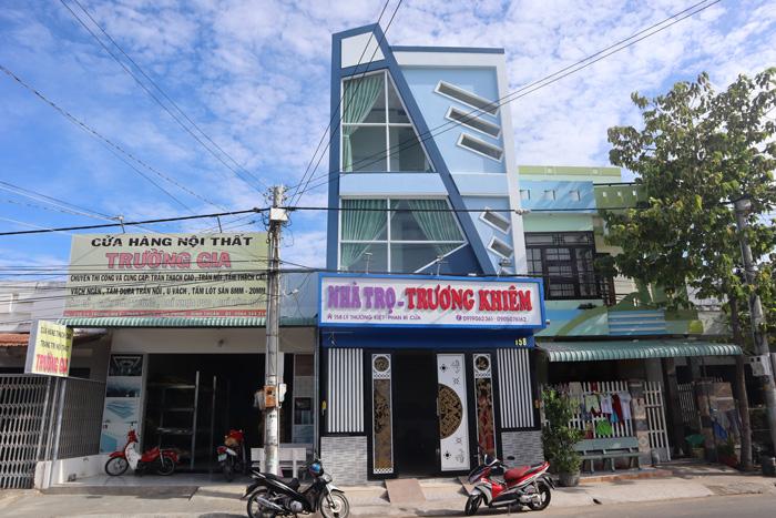 Nhà trọ Trương Khiêm