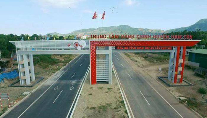 Huyện Hàm Tân