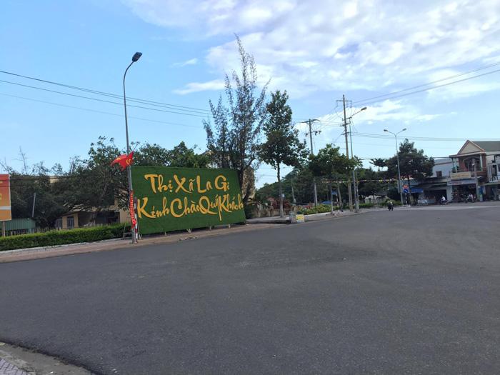 Thị xã Lagi