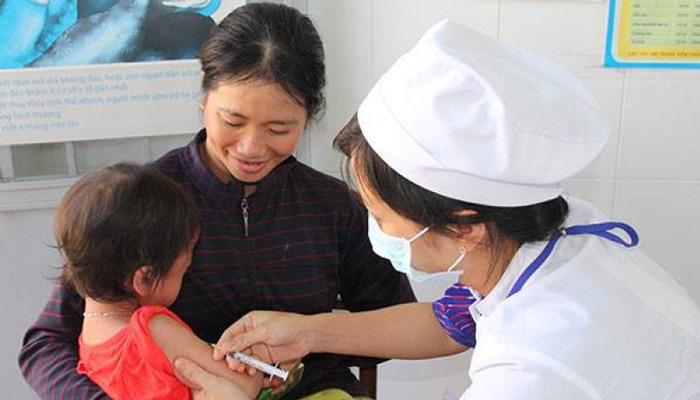 Kế hoạch tiêm vắc xin Sởi - Rubella ở Bình Thuận