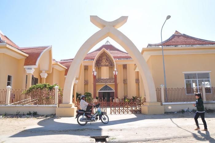Trung tâm trưng bày văn hóa Chăm