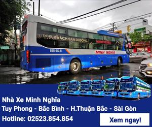 Nhà xe Minh Nghĩa