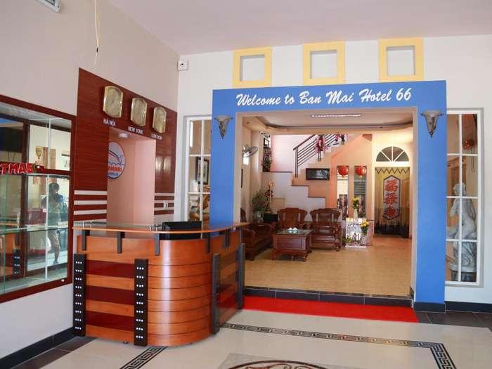 Khách sạn Ban Mai 66 giá rẻ
