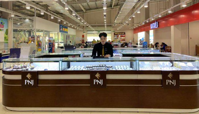 PNJ Co.opmart Phan Rí Cửa thông báo tuyển dụng