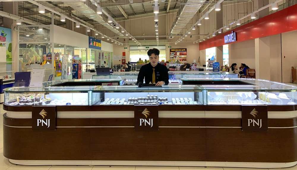 PNJ tại Co.opmart Phan Rí Cửa