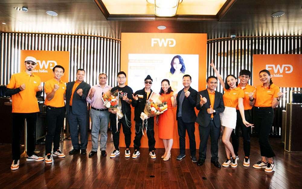FWD tại Vietcombank Liên Hương