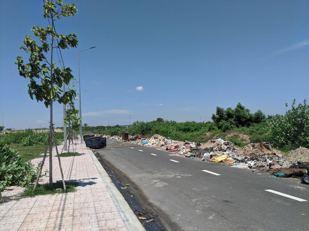 khu 15 ha ở Phan Rí Cửa