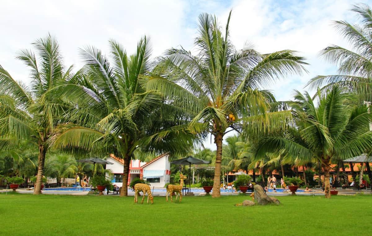 Đất Lành Resort ở Lagi