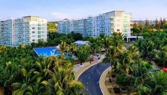Ocean Vista, khu căn hộ nghỉ dưỡng cao cấp tại Phan Thiết