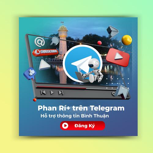 Telegram Phan Rí+