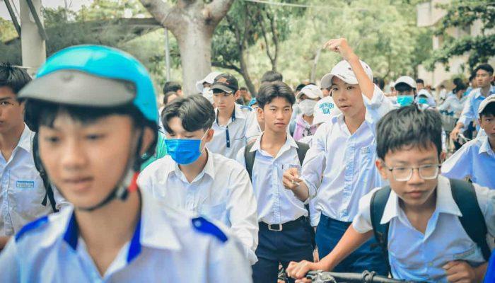 Bình Thuận: Không tập trung học sinh tổ chức tổng kết năm học 2020 -2021