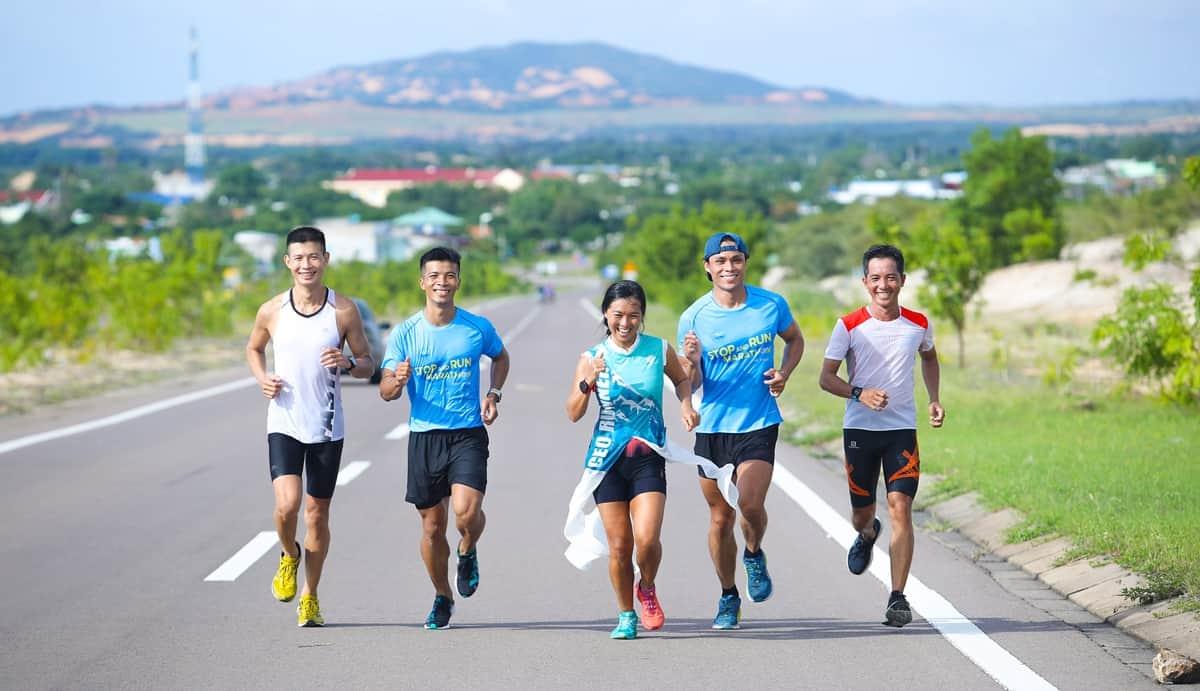 Ảnh  Stop And Run Marahton Bình Thuận