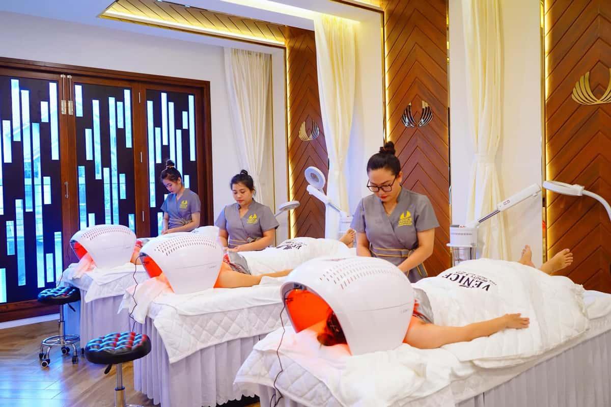 Vienice Spa ở Phan Thiết