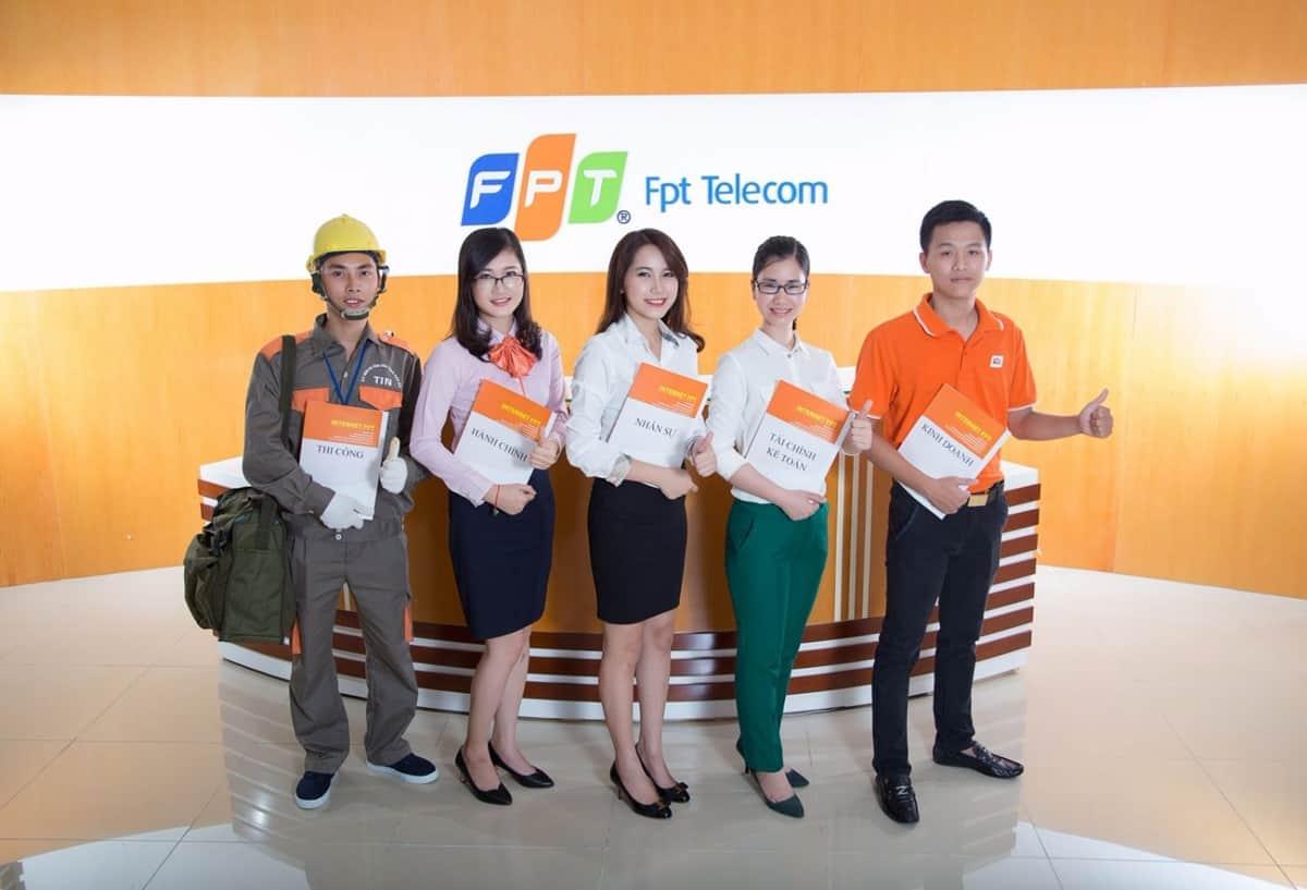 FPT Telecom Bình Thuận tuyển dụng