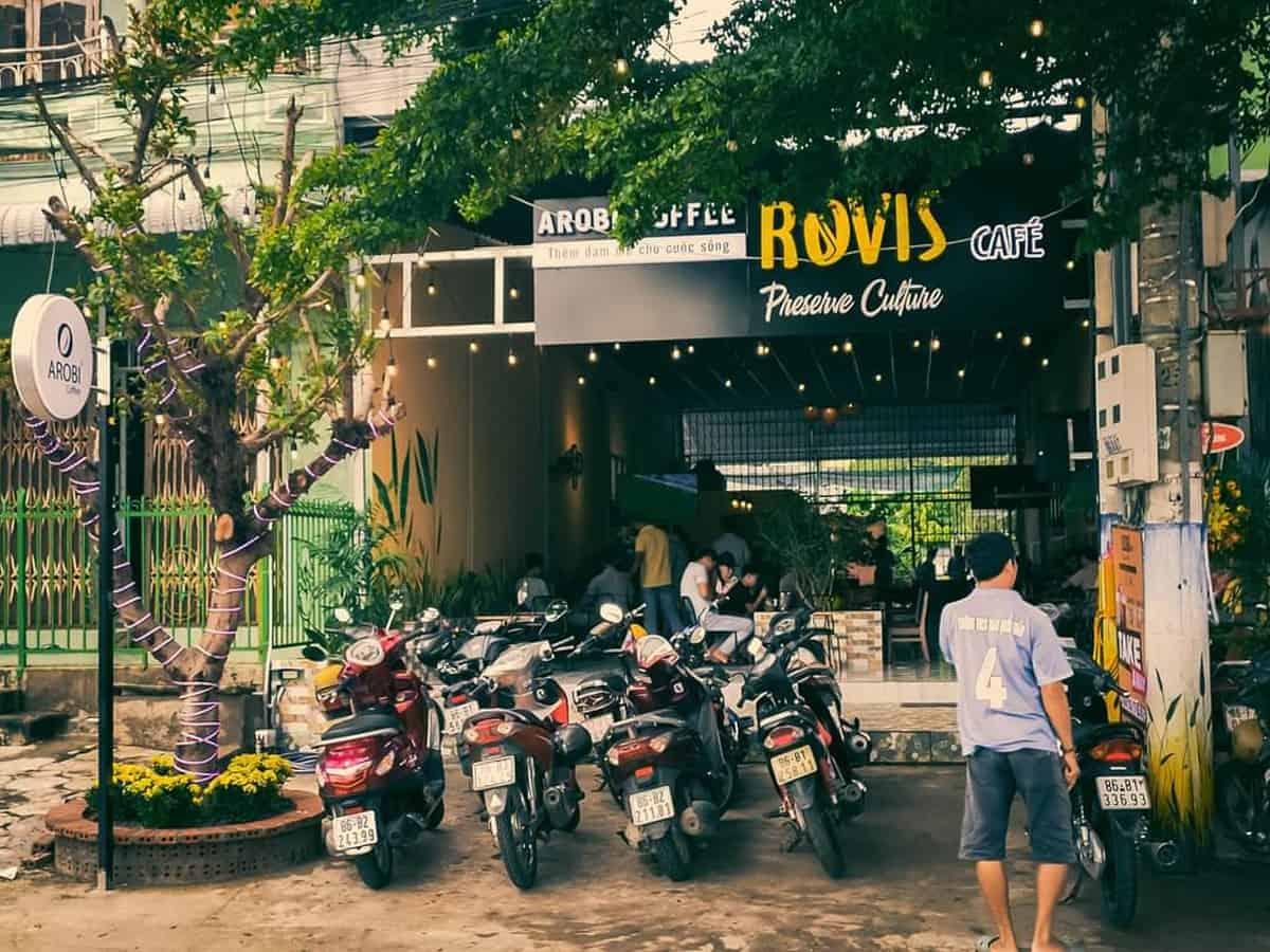 Cafe Rovis ở Thống Nhất, Phan Rí