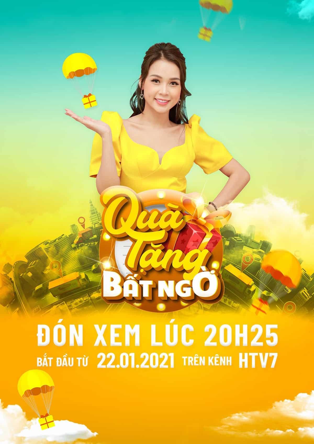 Quà tặng bất ngờ sẽ quay ngoại cảnh tại Bình Thuận