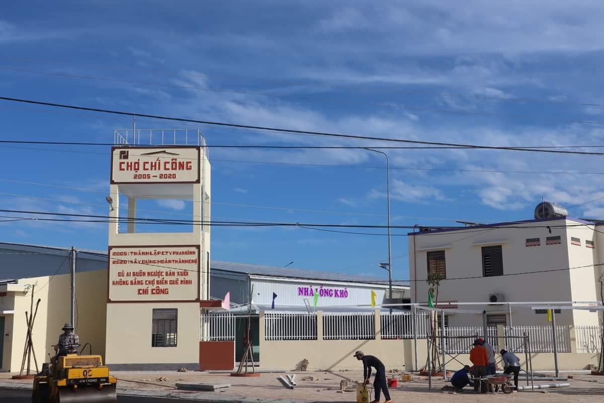 Chợ Chí Công