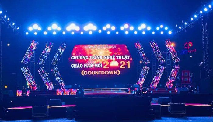 Đến Phan Thiết, xem chương trình Countdown chào năm mới 2021