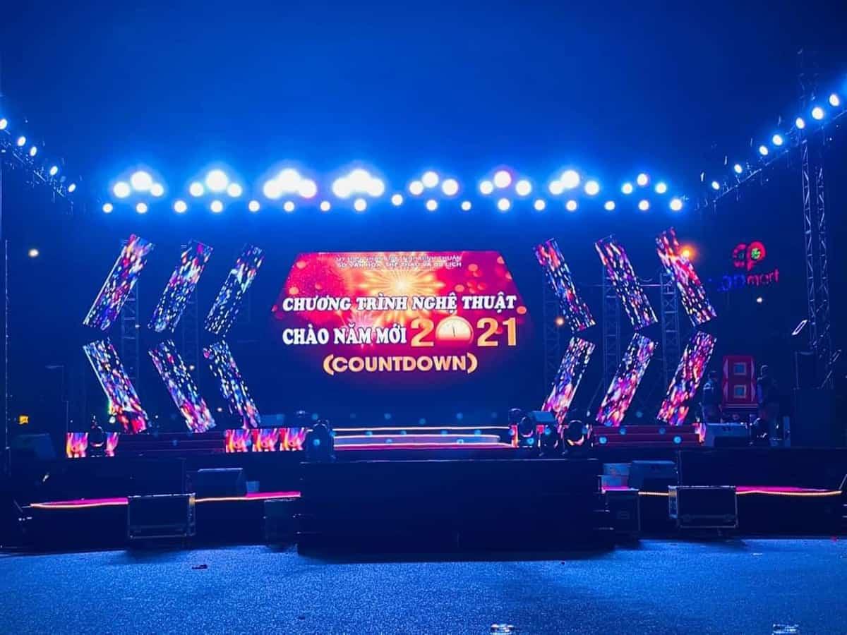 Chương trình Countdown Phan Thiết 2021