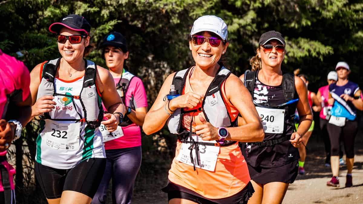 một cuộc đua marathon