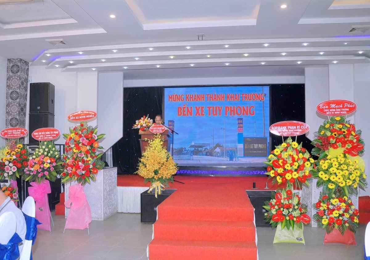 Bến xe Tuy Phong