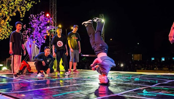 Hiphop – Bước Nhảy Xanh Bình Thuận 2021 sẽ diễn ra vào 15/02/2021